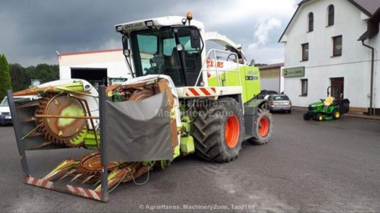 CLAAS - Jaguar 850, type 492